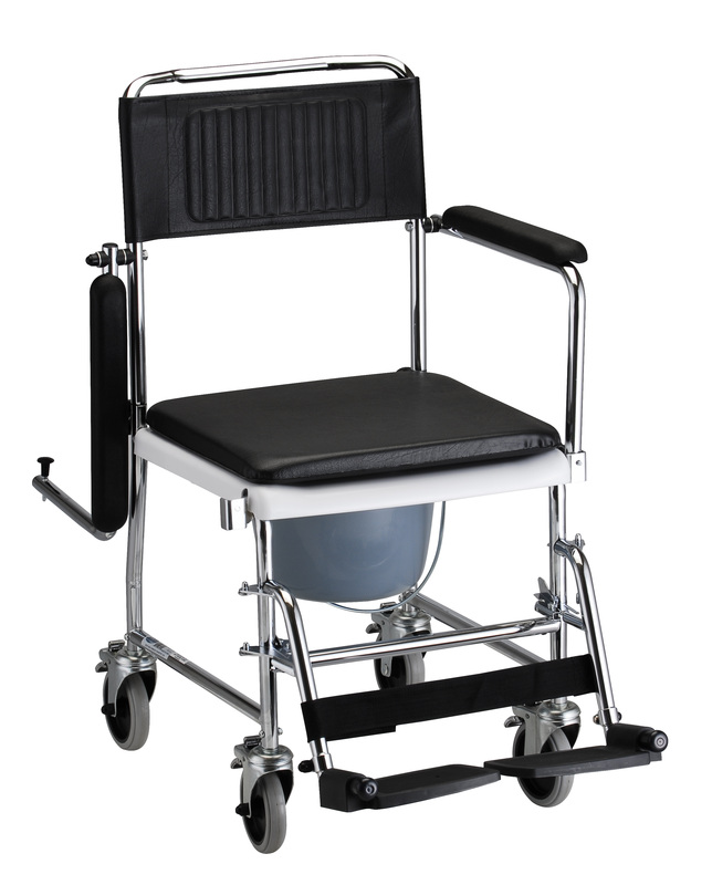 Shower Chair With Wheels And Removable Arms - Chair Design Ideas